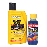 WAXCO Rain Act with Windshield Cleaner - Pembersih Mobil Serbaguna